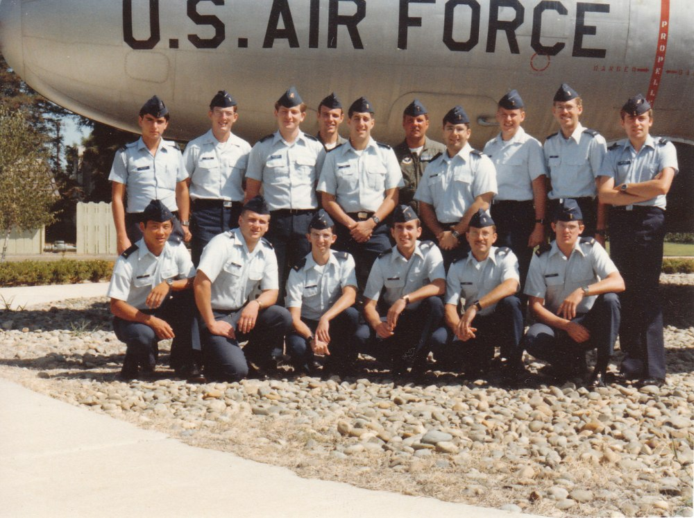 Photos - Mather AFB, Sacramento, CA - 1982 (Set One - Navigator Training) (1/6)