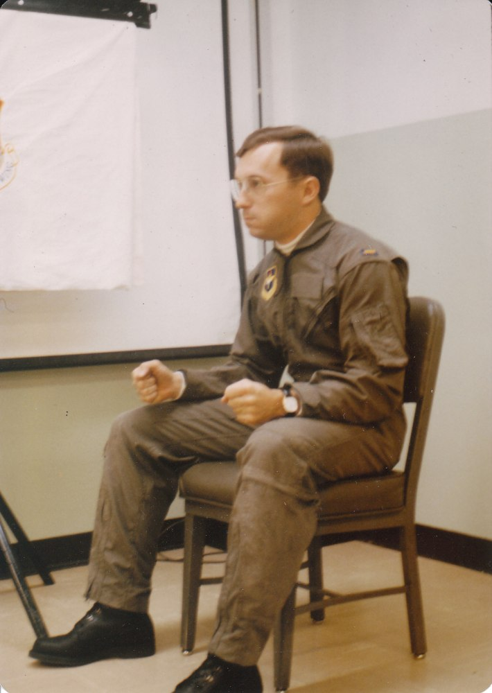 Photos - Mather AFB, Sacramento, CA - 1982 (Set One - Navigator Training) (6/6)