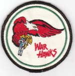 "480th TFS, Spangdahlem AB, Germany - ""The Great Warhawk Nation"""