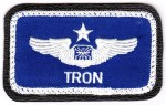 "The 10th TFS gave me the callsign, ""Tron"" - from the movie of the same name - as the Wing Electronic Combat Officer."