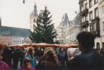 Trier is a wonderful city full of beautifully restored buildings and pedestrian zones throughout the Old City - and has a large market square that was perfect for setting up the Christmas Market in.