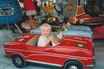 "Now we fast forward to October 1990, as David drives a car on a festival ride that fall - most villages, towns and cities have ""fests"" that come into town for a few days and then move on to the next; and it was during this time we were preparing at Hahn AB to be ready if called to deploy to Operation Desert Shield."