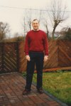 Here I am in December 1996, just over 16 years ago...how time flies through the years!