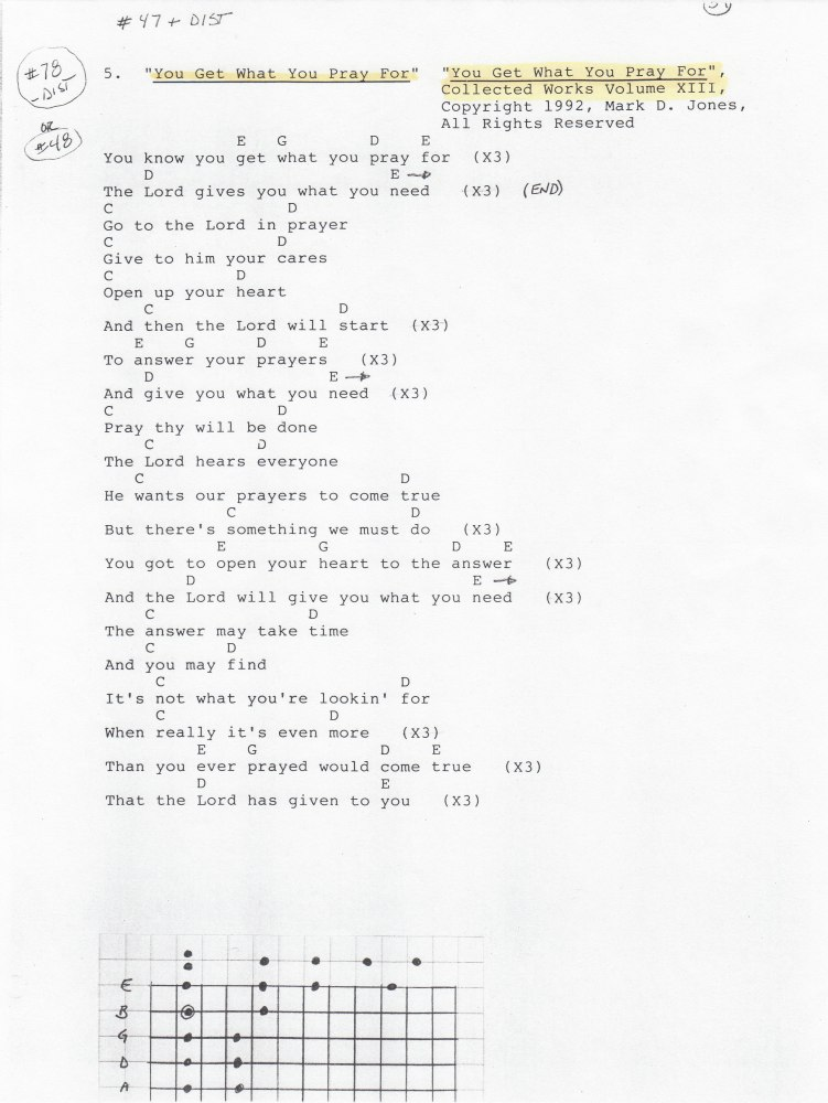 Original Song -